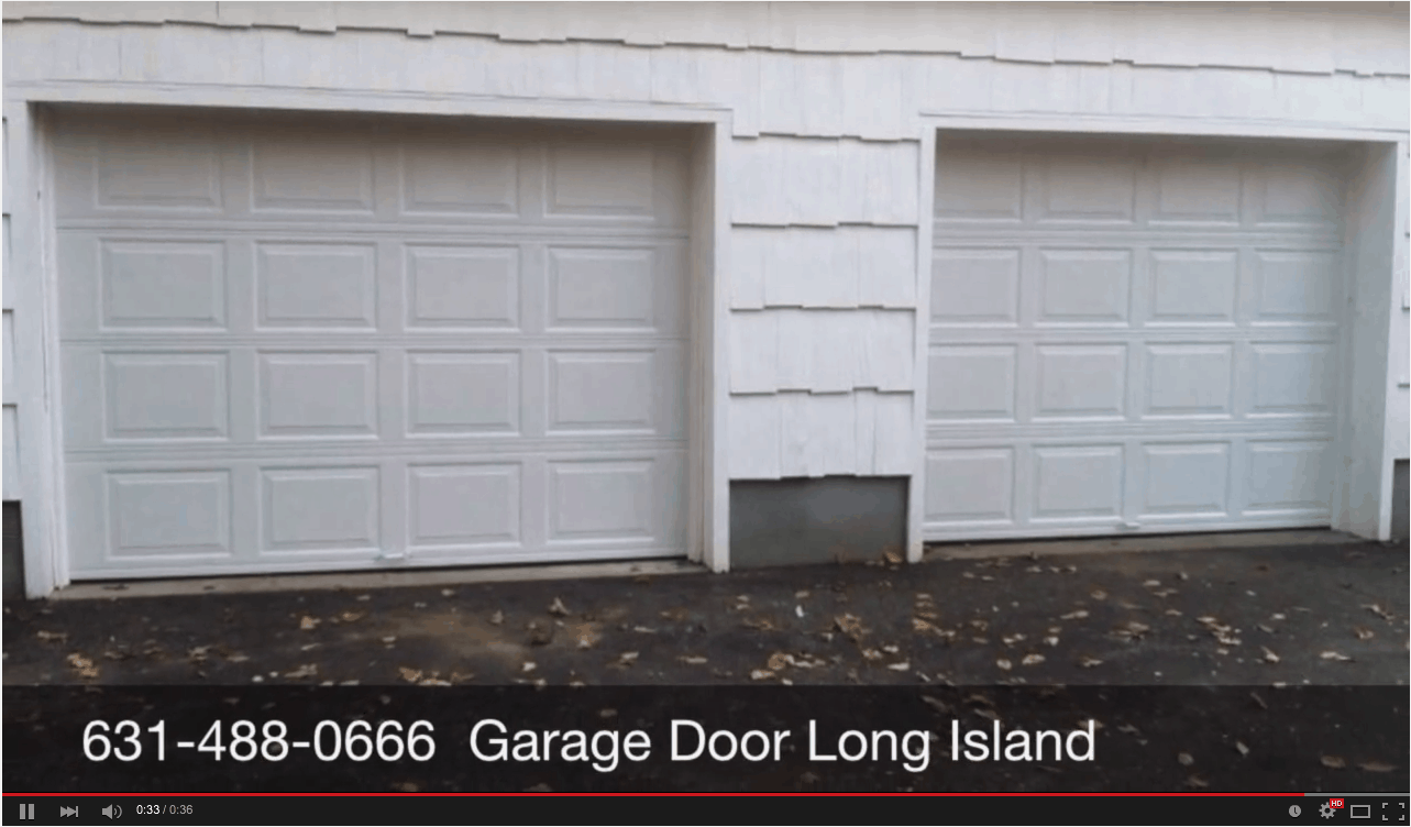 Garage Door Repair and Service.