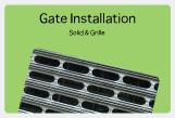 gate-installation