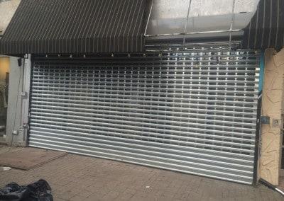 3) Grille Gate Installation