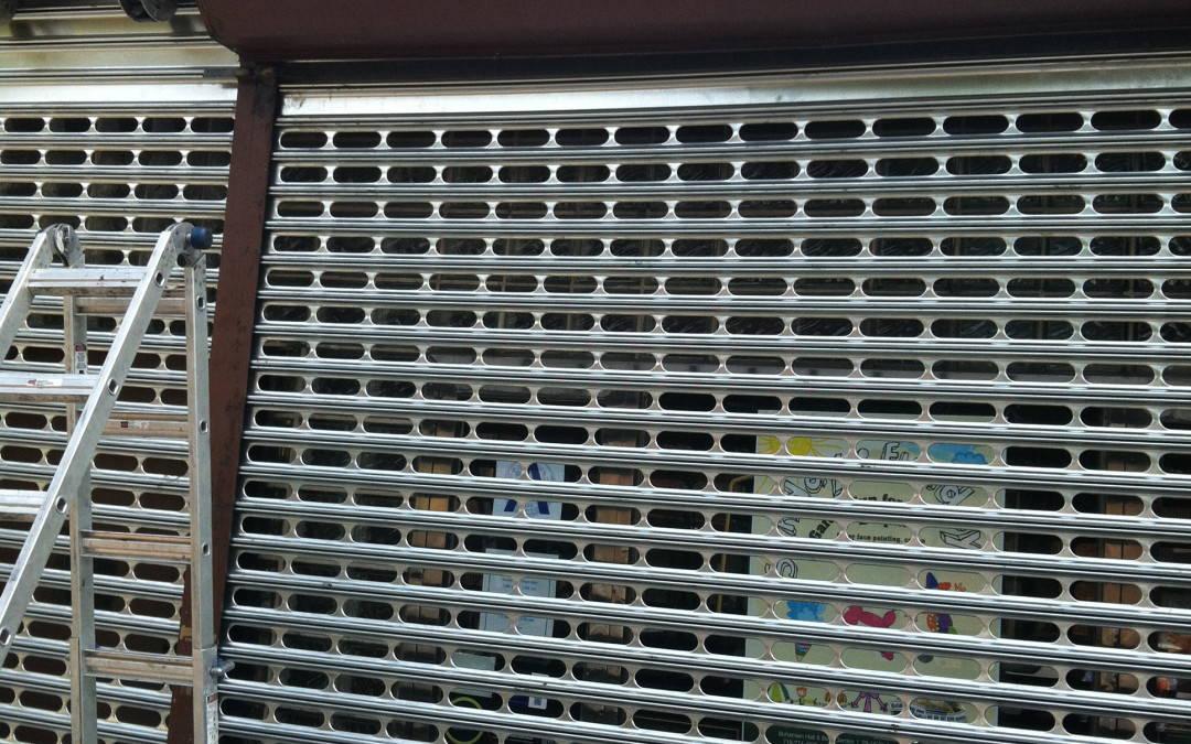 Repairing Perforated Gate