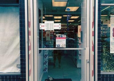 26) Door Closer