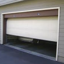 19) Garage Door Repair
