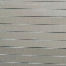 35) Solid Gate Slats