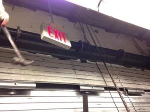 rolling gate repair NYC