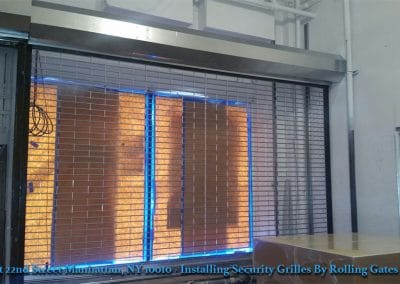 49) Security Grilles