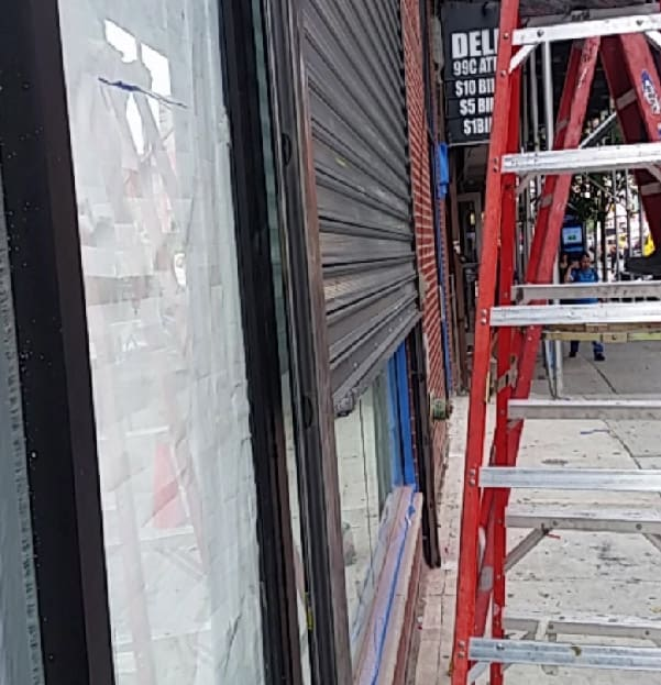 Roll Up Doors Installation