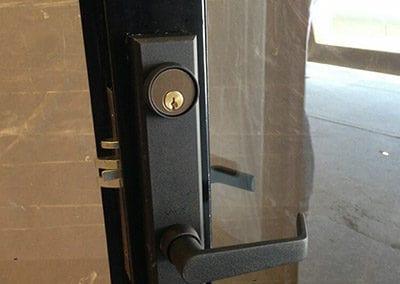 28) Commercial Door Repair